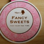 FANCY SWEETSのラベル