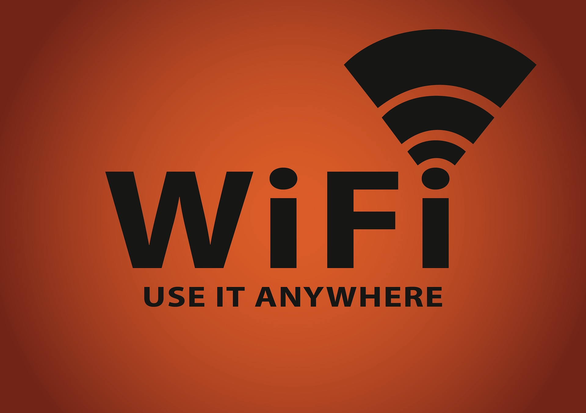 wifiのロゴ