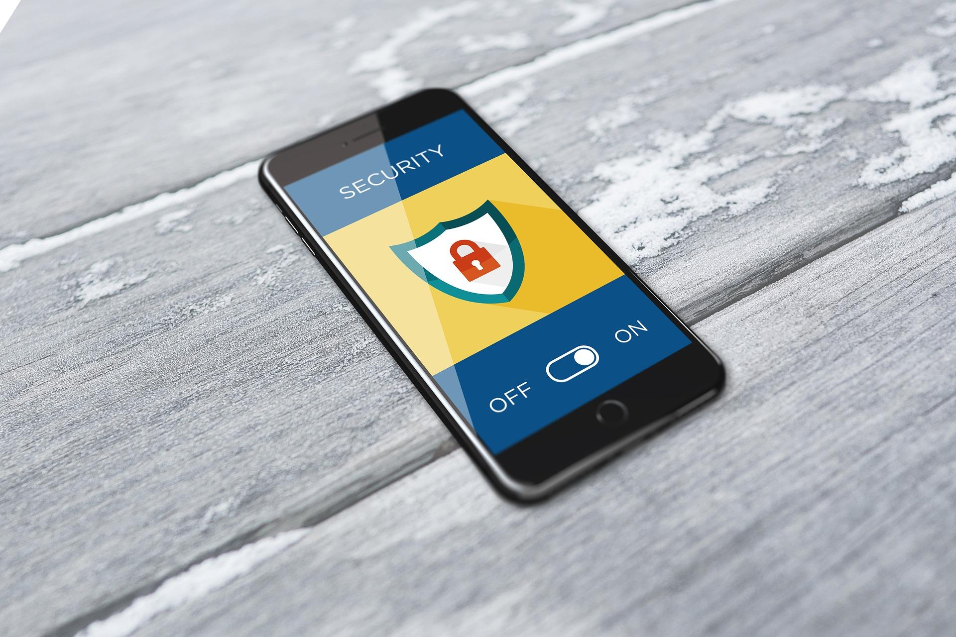 セキュリティ アプリ
