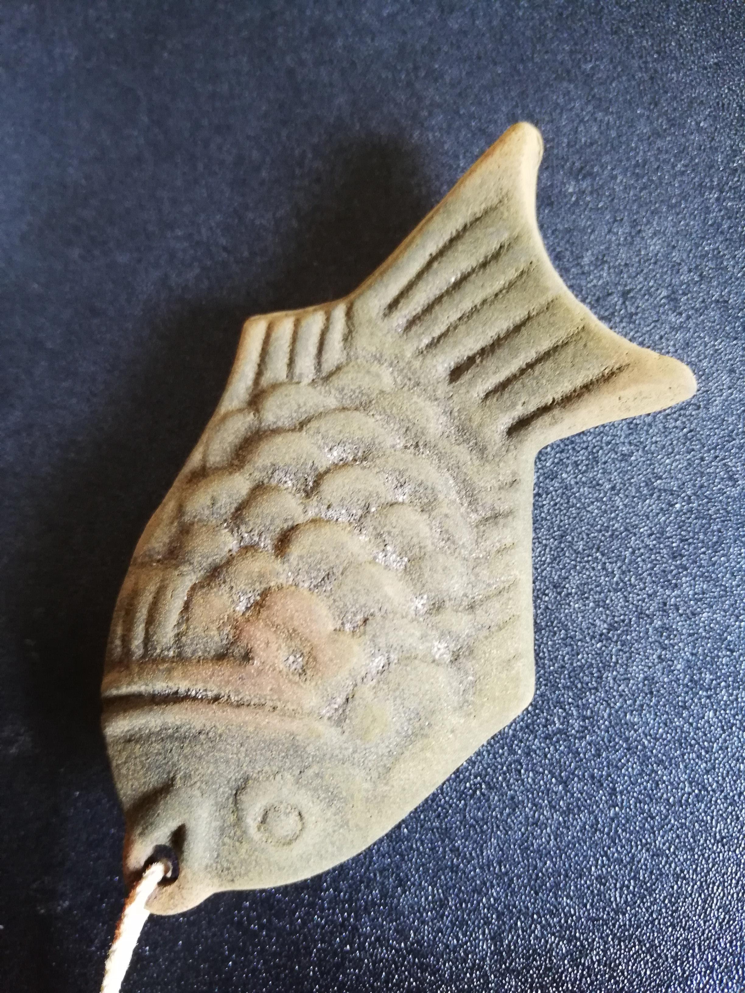 錆びた健康鯛