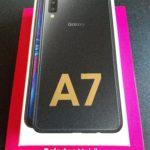 Galaxy A7を使い始める前に必要な設定があります!