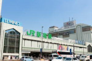 JR新宿駅